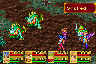JeffLudwig com | Breath of Fire 2 GBA— Fresh Fire mod