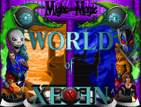 Might and magic vi: the mandate of heaven:: dj oldgames.